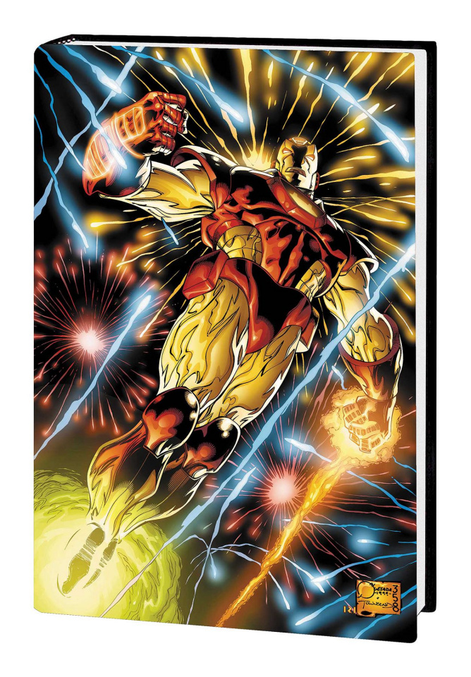 Iron Man: Mask in the Iron Man (Omnibus)