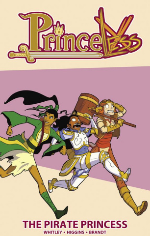 Princeless Vol. 3: The Pirate Princess