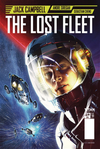 The Lost Fleet: Corsair #1 (Ronald Cover)