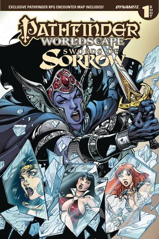 Pathfinder Worldscape: Swords of Sorrow (Kickstarter Edition)