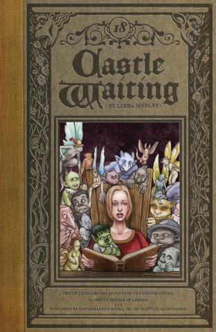 Castle Waiting #18