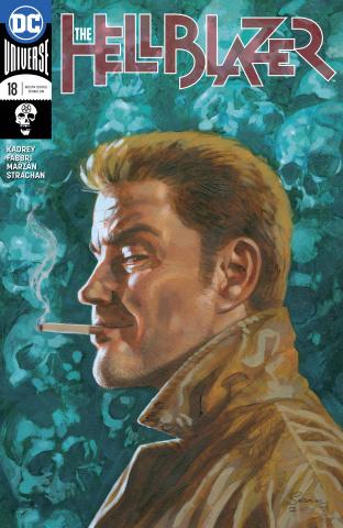Hellblazer #18 (Variant Cover)