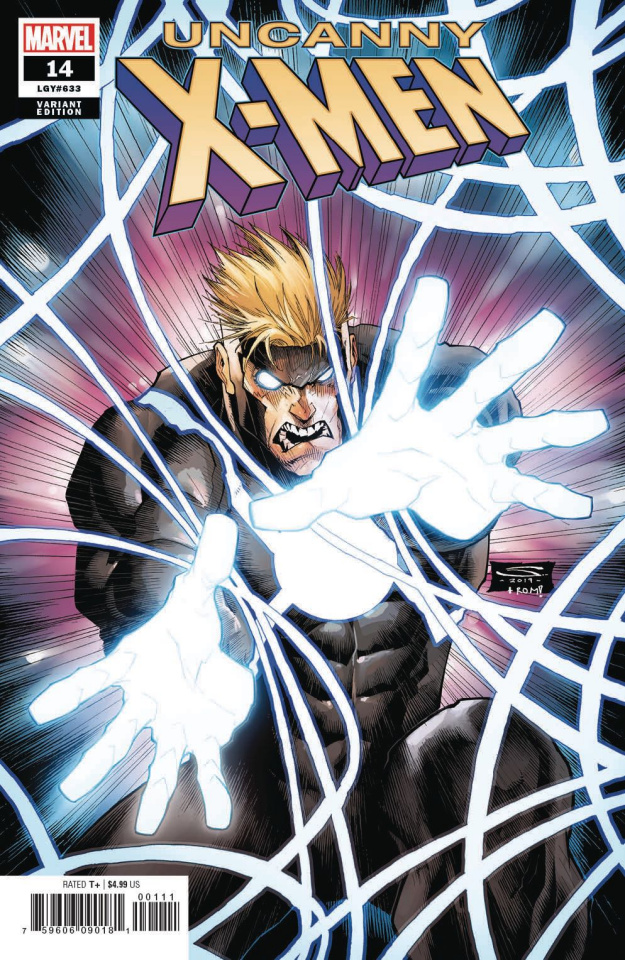Uncanny X-Men #14 (Sandoval Character Cover)