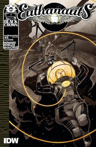 Euthanauts #5 (10 Copy Robles Cover)