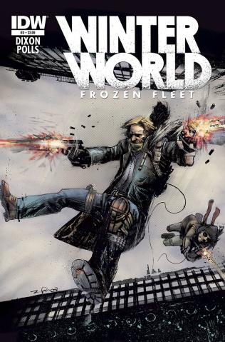 Winterworld: Frozen Fleet #3