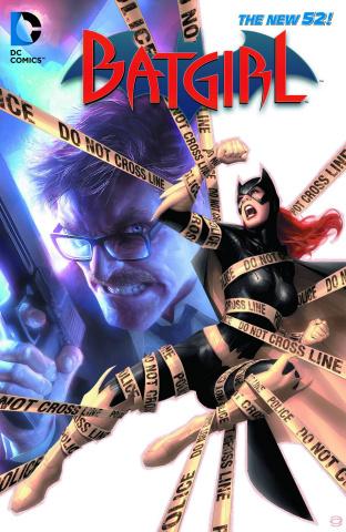 Batgirl Vol. 4: Wanted