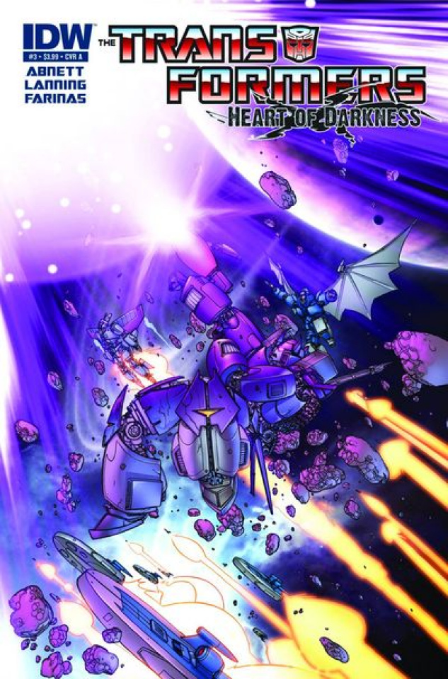 Transformers: Heart of Darkness #3