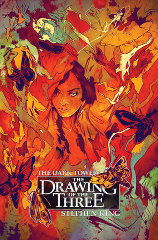 The Dark Tower: The Drawing of the Three - Lady of the Shadows #4