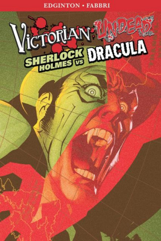 Victorian Undead II: Sherlock Holmes vs. Dracula