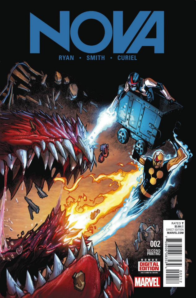 Nova #2 (Ramos 2nd Printing)