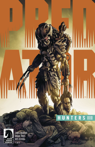 Predator: Hunters III #1 (Thies Cover)