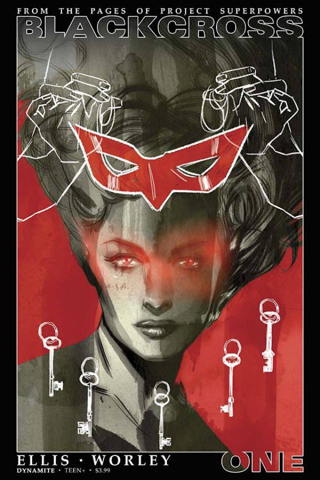 Blackcross #1 (Lotay Cover)