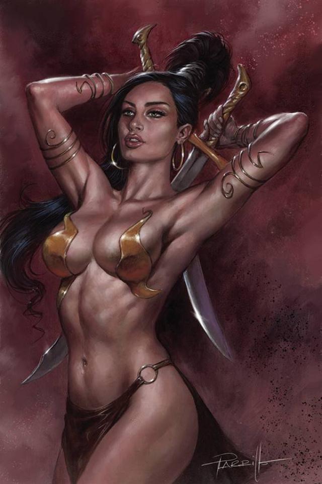 Dejah Thoris #11 (Parrillo Virgin Cover)