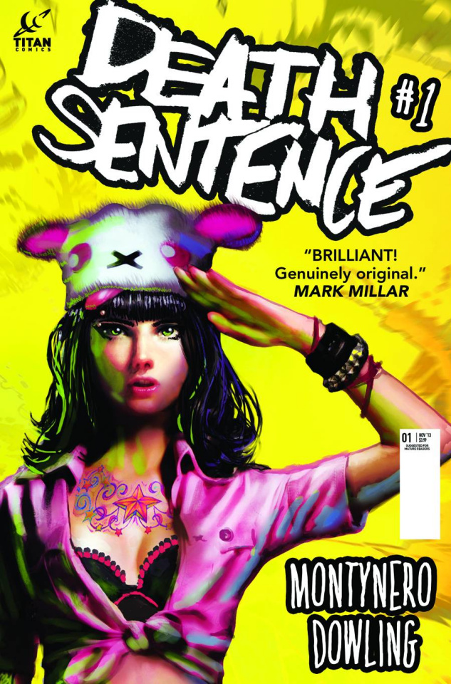 Death Sentence #1 (2nd Printing)