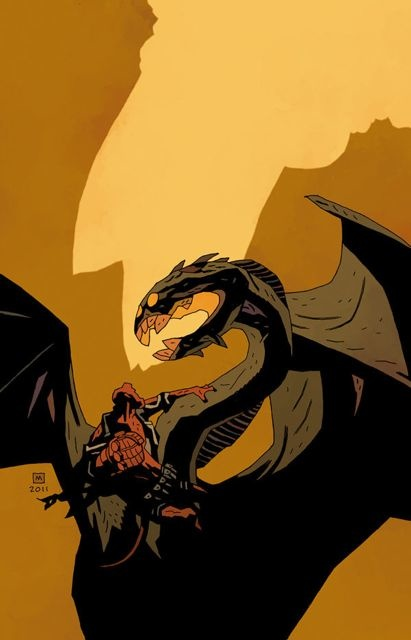 Hellboy: The Fury #2