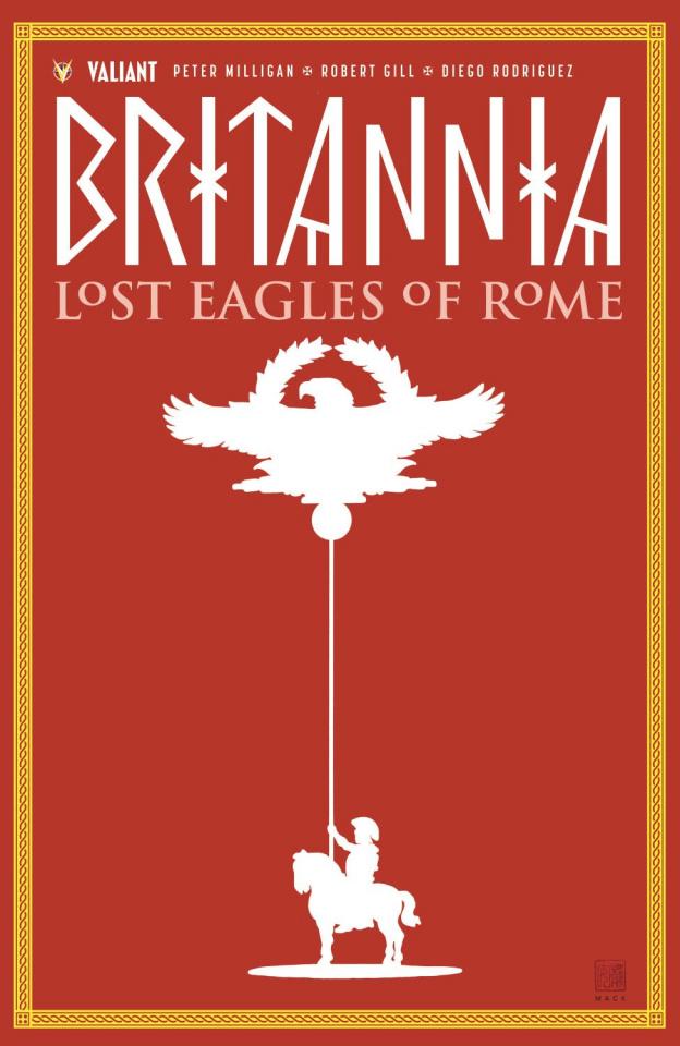 Britannia Vol. 3: Lost Eagles of Rome