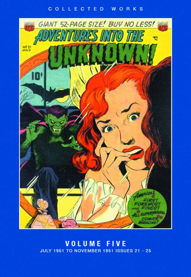 Adventures Into the Unknown! Vol. 5
