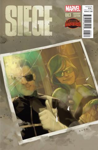 Siege #3 (Noto Cover)