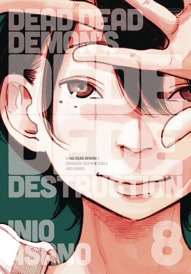 Dead Dead Demon's Dededede Destruction Vol. 8: Asano