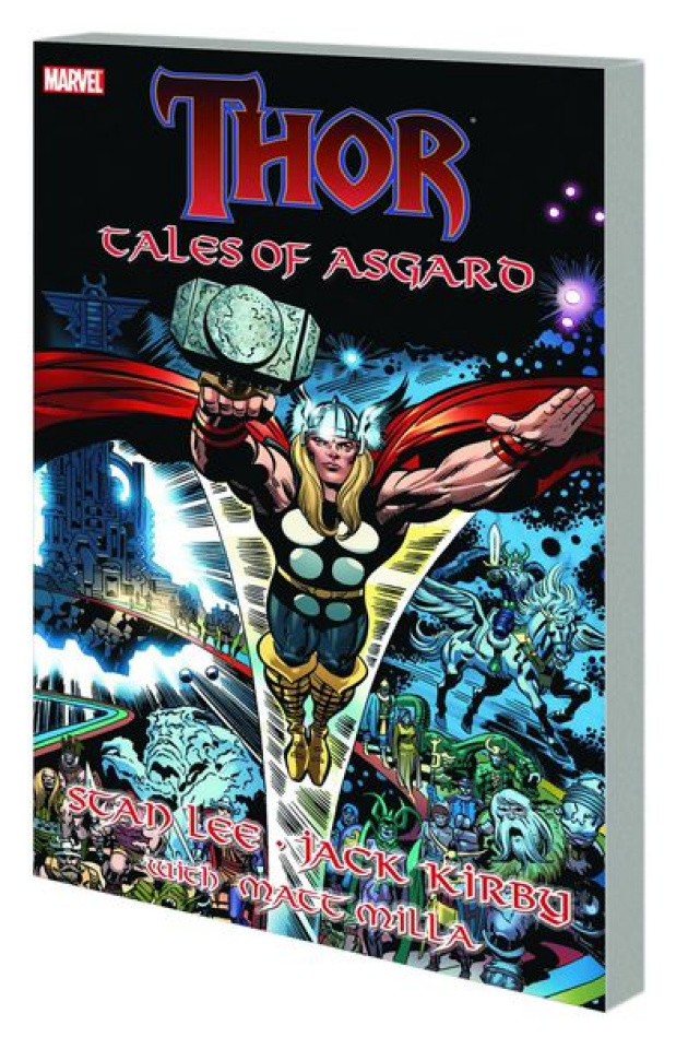 Thor: Tales of Asgard (Kirby Cover)