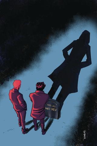 Nancy Drew & The Hardy Boys: The Death of Nancy Drew #1 (20 Copy Eisma Cover)