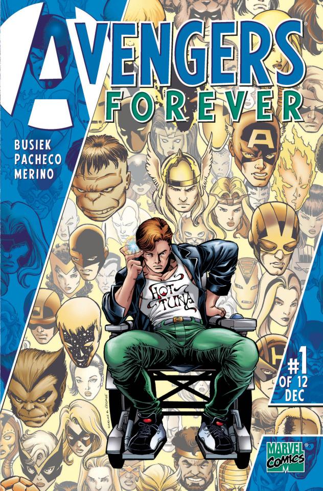 Avengers Forever #1 (True Believers)