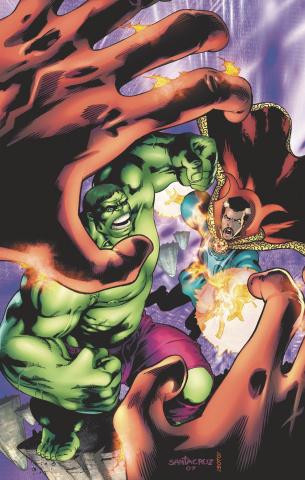 Marvel Action Classics: Hulk #1 (Santacruz Cover)