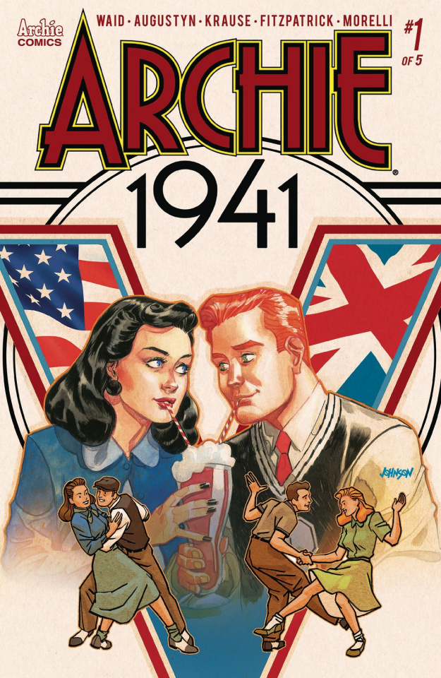 Archie: 1941 #1 (Johnson Cover)