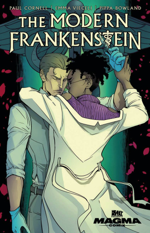 The Modern Frankenstein #1 (Vieceli & Pippa Cover)