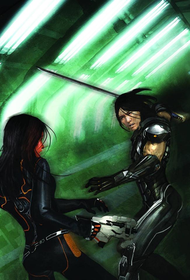 Mass Effect: Foundation #13