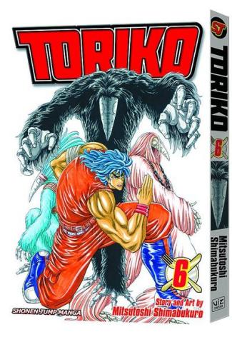 Toriko Vol. 6