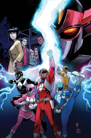 Go, Go, Power Rangers! #20