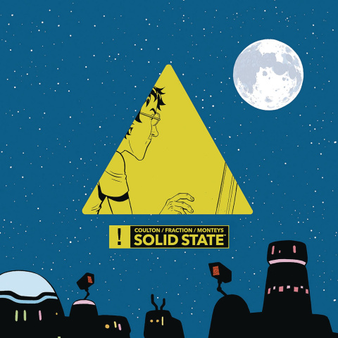 Solid State (Signed Edition)