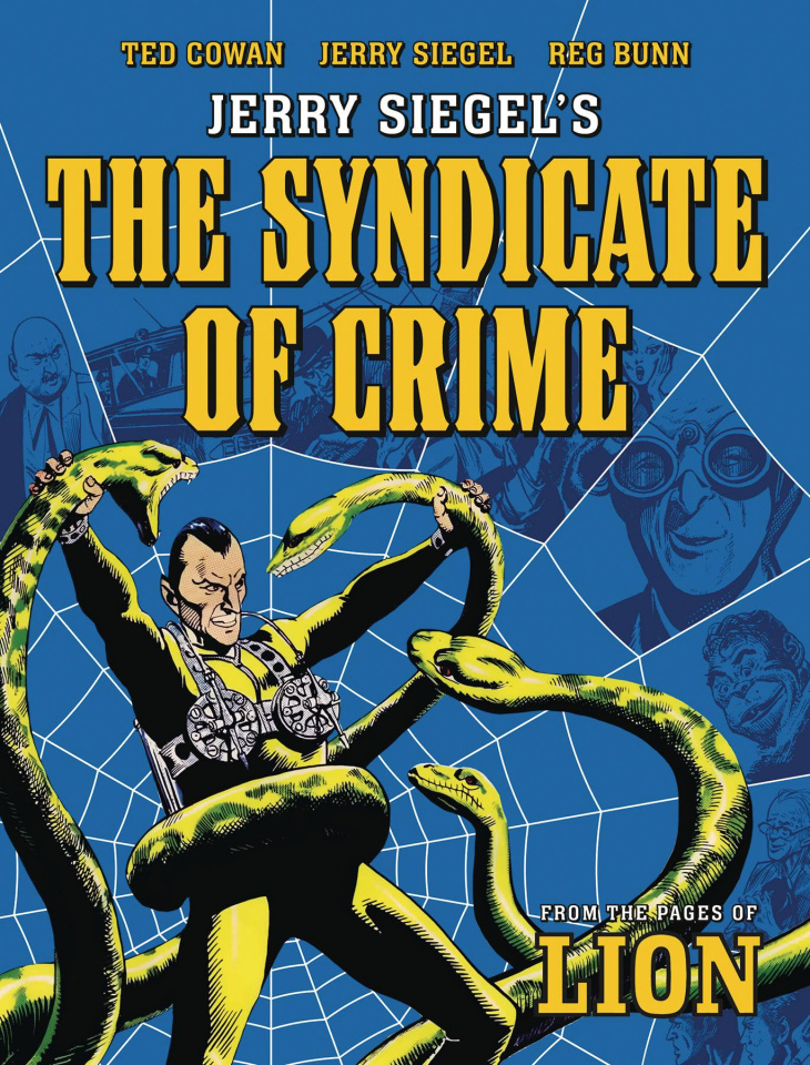 The Syndicate of Crime