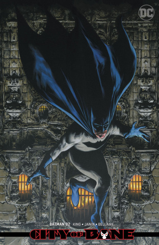 Batman #82 (Card Stock Cover)