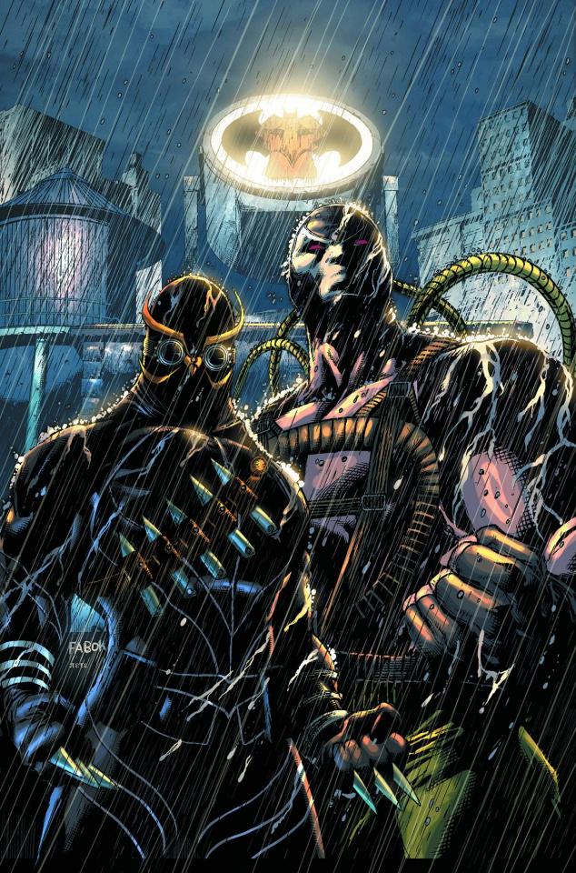 Forever Evil: The Arkham War #4