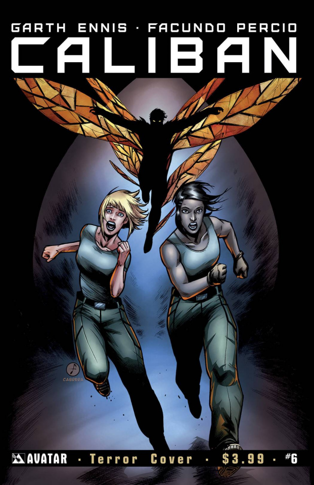 Caliban #6 (Terror Cover)