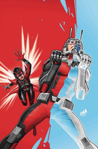 Ant-Man and The Wasp #4