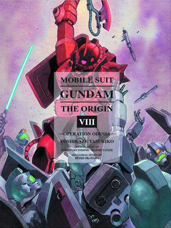 Mobile Suit Gundam: The Origin Vol. 8