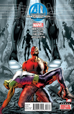 Age of Ultron #3 (2nd Printing)