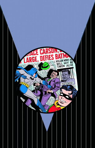 Batman: The Dark Knight Archives Vol. 8