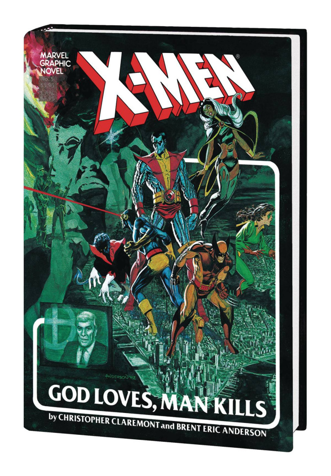 X-Men: God Loves, Man Kills (Extended Cut Gallery Edition)