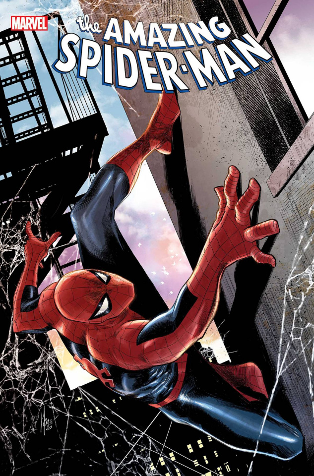 The Amazing Spider-Man #52 (Checchetto Cover)