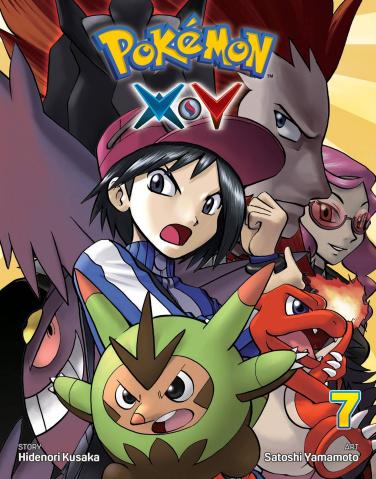 Pokemon XY Vol. 7