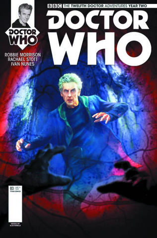 Doctor Who: New Adventures with the Twelfth Doctor, Year Two #3 (Ronald Cover)