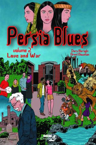 Persia Blues Vol. 2: Love and War