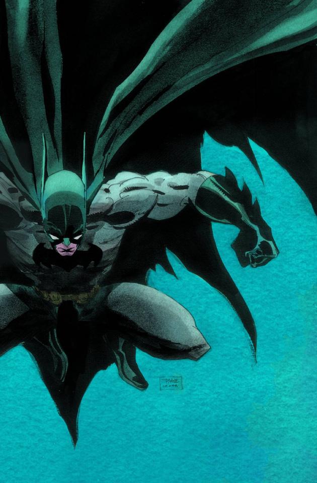 Batman Noir: The Long Halloween