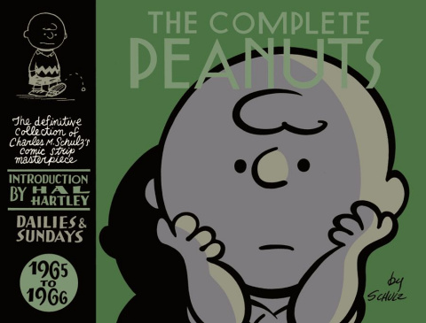 The Complete Peanuts Vol. 8: 1965-1966