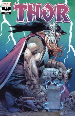 Thor #15 (Klein Cover)