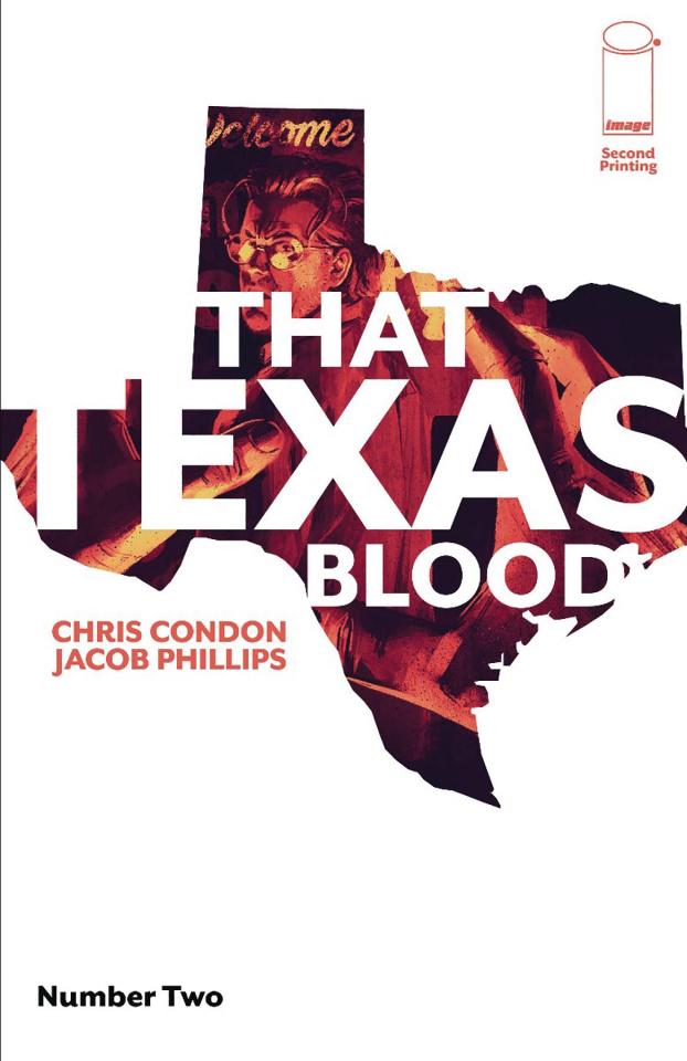 That Texas Blood #2 (2nd Printing)